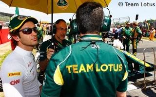 © Team Lotus