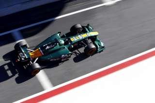 (c) Team Lotus