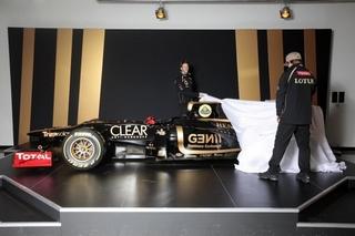 © Lotus/ Les pilotes lèvent le voile sur la Lotus E20