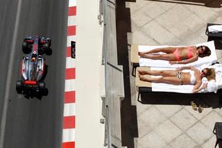 © McLaren - Monaco, son GP, ses filles et son nouveau vainqueur....?