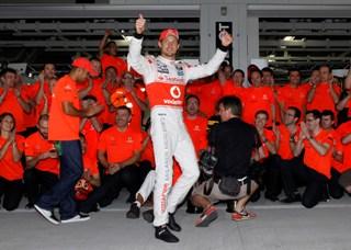 � McLaren - Toute une �quipe au sommet de son art