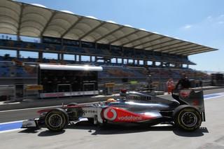 © McLaren-Mercedes