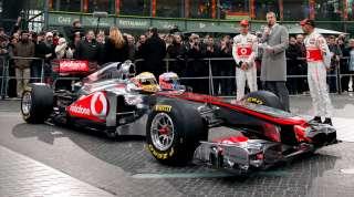(c) McLaren - C'est déjà une victoire en soi !