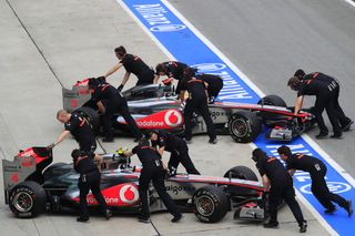 © McLaren - Sam Michael rejoint les gris dès Abu Dhabi