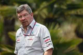 (C) Mercedes GP/ La W03 sera excellente, Brawn le promet...