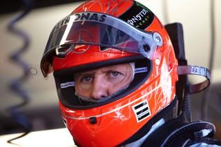 Schumacher s'est montré viril mais correct