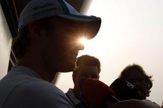 (c) Mercedes / Nico brillera-t-il un jour au sommet de la F1 comme son père Keke ?