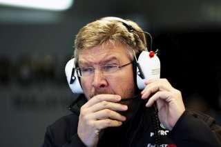 © Mercedes - Ross Brawn voit plus grand pour l'avenir de la Formule 1