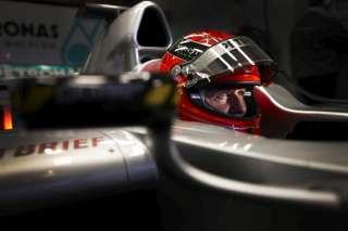 � Mercedes GP/ Schumacher retrouve des couleurs en cette fin de saison