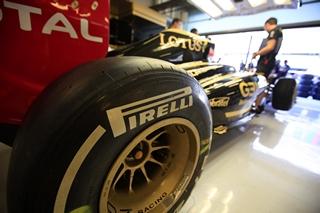 © Pirelli - Un nouveau pneu tendre au Brésil pour la course