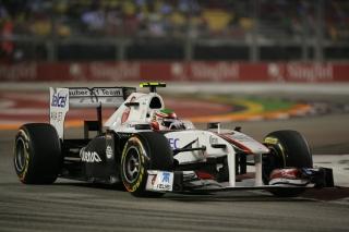 © Sauber - Après une 10ème place en 2011, Pérez veut faire mieux cette année à Singapour