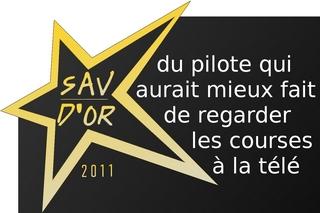 © Le SAV de la F1