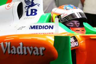� Sutton - Di Resta attend avec impatience d'avoir une voiture capable de gagner des courses