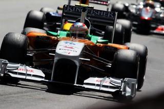 Une nouvelle arrivée dans les points pour Force India à Monza