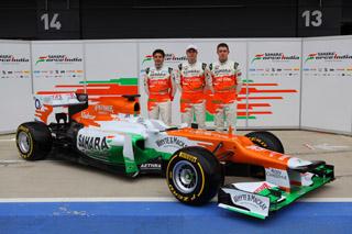 © Sutton / Les F1 cuvée 2012 ont du nez...