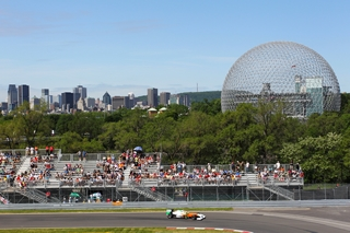 © Sutton / Le Canada va vivre un Grand Prix sous tension