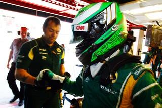 © Team Lotus / Kovalainen est encore le meilleur atout de team Lotus