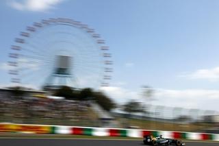 © Team Lotus - Suzuka est un tracé très apprécié dans le clan Caterham