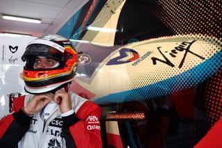 © Virgin - Problèmes de freins pour le belge à Abu Dhabi