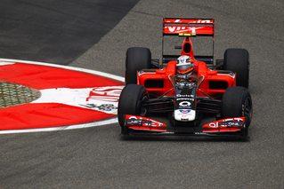 © Virgin Racing