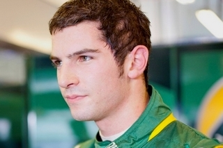 © Caterham - Rossi est conscient de son potentiel marketing en tant que pilote américain