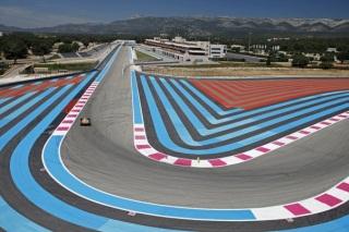 © Circuit Paul Ricard - Le Castellet version actuelle, une des dernières réalisations de Philippe Gurdjian