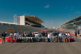 © COTA - Tout est prêt pour accueillir la Formule 1 à Austin