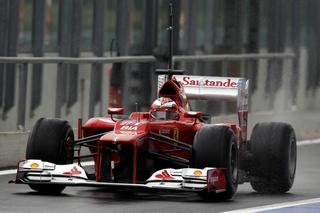 © Fan-F1 - Après avoir piloté la F2012 à Magny-Cours, Jules Bianchi a remis ça en Espagne cette semaine