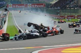 La Formule 1, moins risquée que le Cyclisme, selon Johan Vansummeren