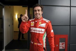 © Ferrari - Alonso renoue avec la victoire à Shanghai