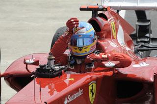 © Ferrari - Alonso vers un 3ème titre ?