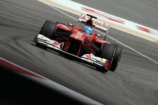 © Ferrari / Fernando Alonso à Bahrein