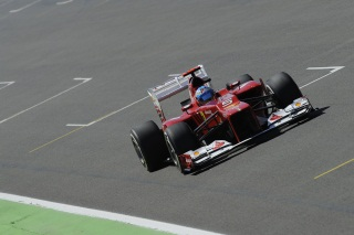 © Ferrari - Alonso veut briller devant les tifosi