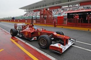 © Ferrari via Twitter