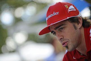 © Ferrari / Fernando Alonso, double champion du monde avec Renault en 2005 et 2006