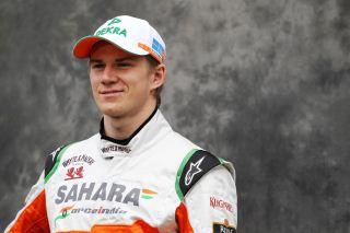© Force India : Nico Hülkenberg portera une nouvelle fois les couleurs de Sahara Force India en Australie, comme en 2012