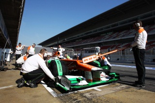 � Force India