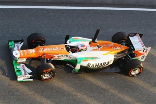 © Sahara Force India