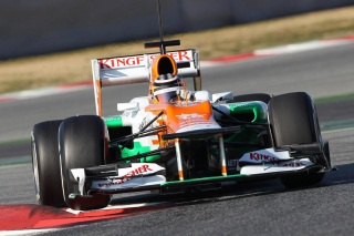 © Force India