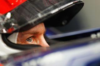 © GEPA - Vettel signe la pole aux antipodes