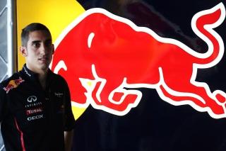 © GEPA - En 2012, Buemi a usé ses fonds de culotte dans le simulateur Red Bull
