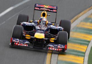 © GEPA - Vettel sera l'homme à battre demain