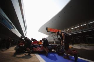 © GEPA - Les Red Bull sont en forme en Inde