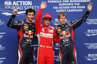 © GEPA - Les pilotes Red Bull sont les mieux placés