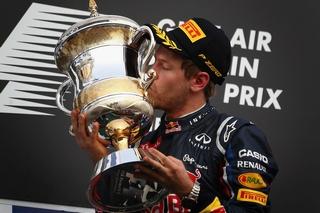 © GEPA - Vettel amasse une 5ème grosse coupe cette saison