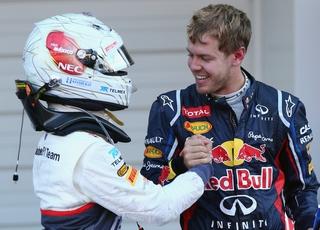 © GEPA - Vettel sans sushi à Suzuka !