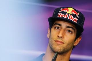 © GEPA - Ricciardo avait le sourire après avoir roulé pour Toro Rosso et Red Bull aujourd'hui