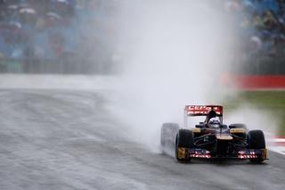 © Getty - La Toro Rosso outsider sous la pluie brésilienne ?