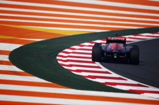 © GEPA - Toro Rosso confiante pour la course