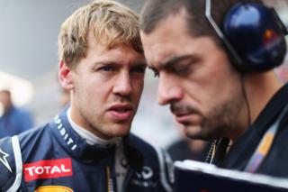 © Getty Images - Vettel et Roquelin, à trois manches du bonheur ?